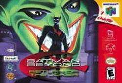 Batman Beyond - Return of the Joker (USA) Box Scan